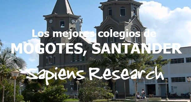 Los mejores colegios de Mogotes, Santander