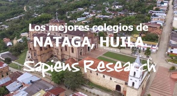 Los mejores colegios de Nátaga, Huila