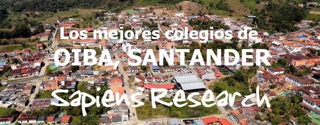 Los mejores colegios de Oiba, Santander
