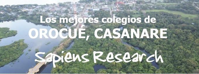 Los mejores colegios de Orocué, Casanare