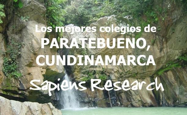 Los mejores colegios de Paratebueno, Cundinamarca