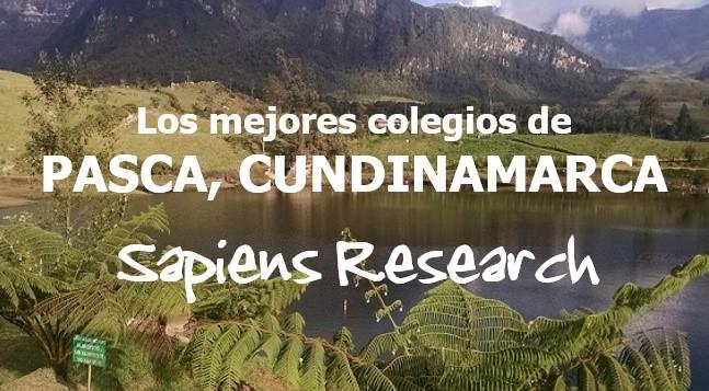 Los mejores colegios de Pasca, Cundinamarca
