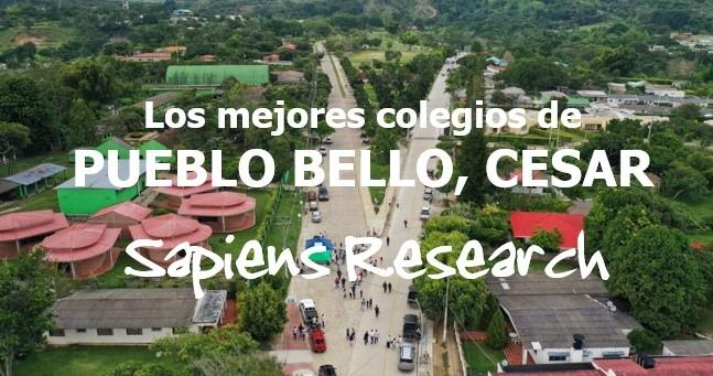Los mejores colegios de Pueblo Bello, Cesar