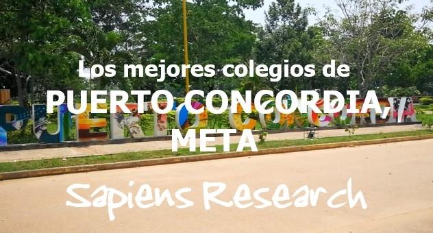 Los mejores colegios de Puerto Concordia, Meta