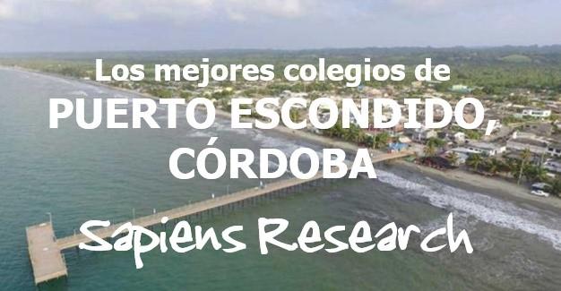 Los mejores colegios de Puerto Escondido, Córdoba