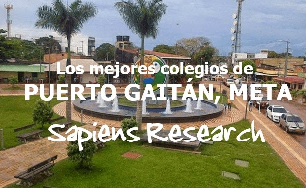 Los mejores colegios de Puerto Gaitán, Meta