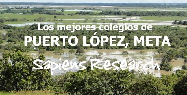 Los mejores colegios de Puerto López, Meta