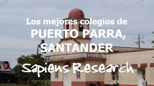 Los mejores colegios de Puerto Parra, Santander
