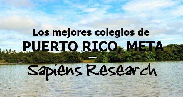 Los mejores colegios de Puerto Rico, Meta