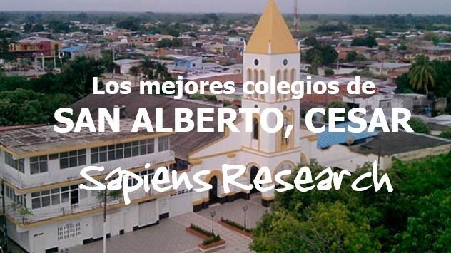 Los mejores colegios de San Alberto, Cesar