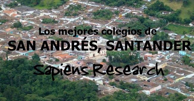 Los mejores colegios de San Andrés, Santander