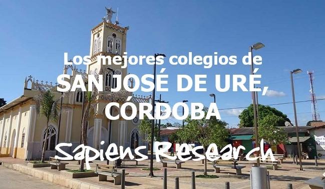Los mejores colegios de San José de Uré, Córdoba