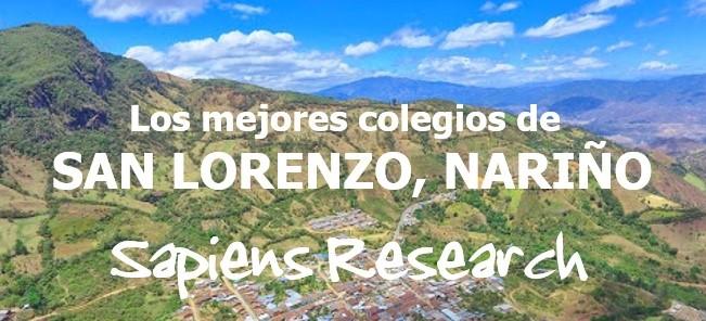 Los mejores colegios de San Lorenzo, Nariño
