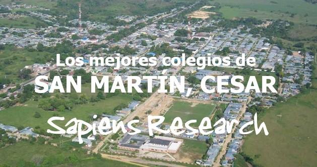 Los mejores colegios de San Martín, Cesar