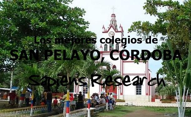 Los mejores colegios de San Pelayo, Córdoba