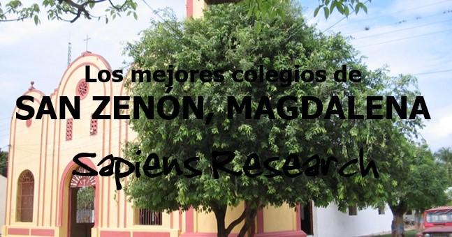 Los mejores colegios de San Zenón, Magdalena