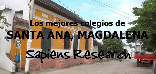 Los mejores colegios de Santa Ana, Magdalena
