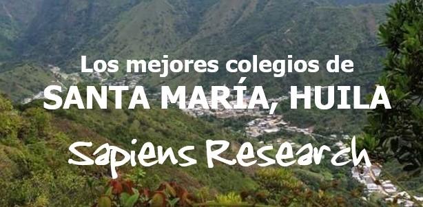 Los mejores colegios de Santa María, Huila