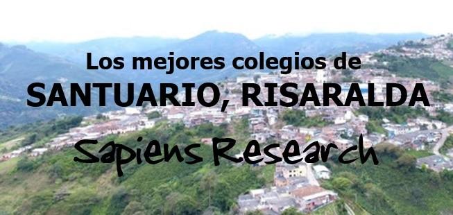 Los mejores colegios de Santuario, Risaralda