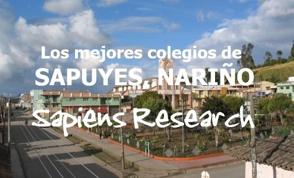 Los mejores colegios de Sapuyes, Nariño