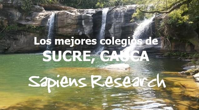 Los mejores colegios de Sucre, Cauca