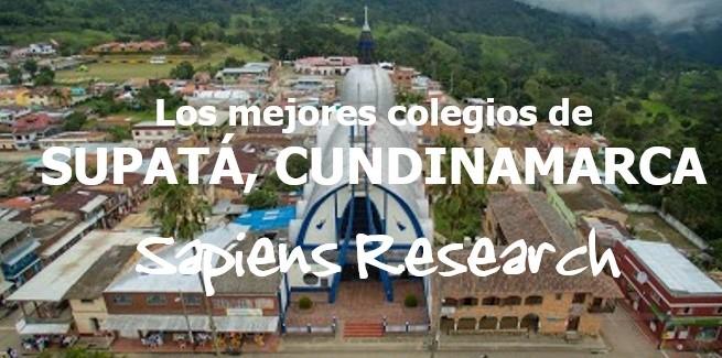 Los mejores colegios de Supatá, Cundinamarca