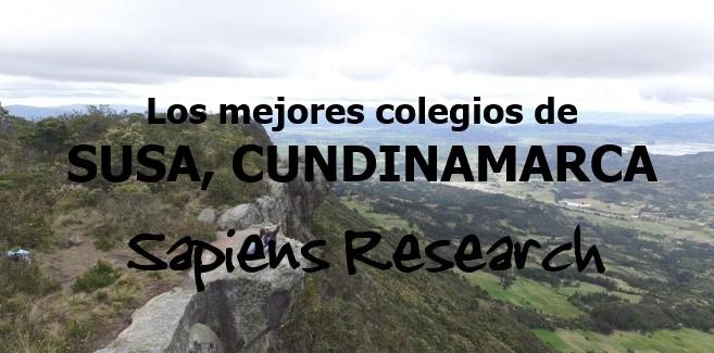 Los mejores colegios de Susa, Cundinamarca