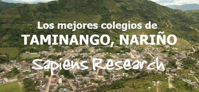 Los mejores colegios de Taminango, Nariño