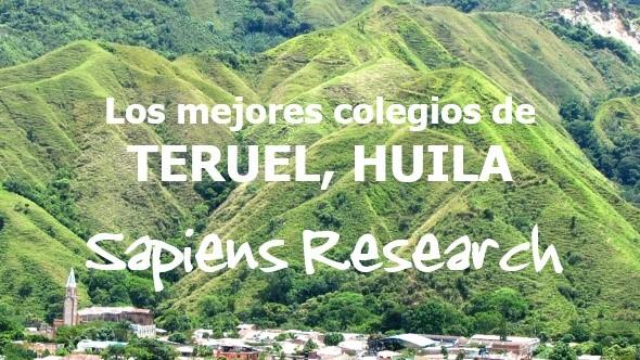 Los mejores colegios de Teruel, Huila