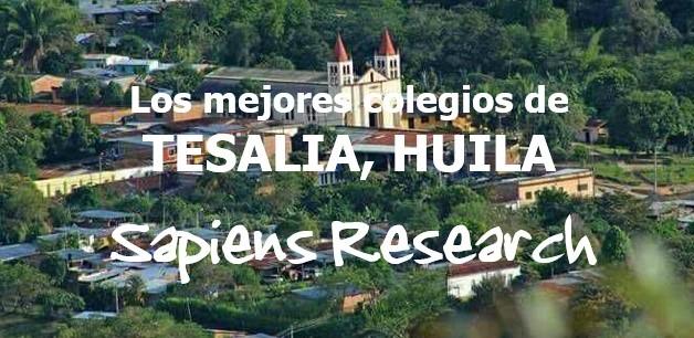 Los mejores colegios de Tesalia, Huila