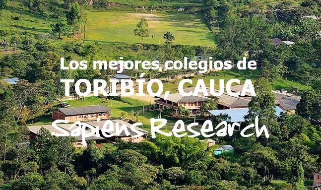 Los mejores colegios de Toribío, Cauca
