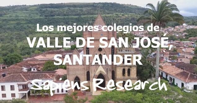 Los mejores colegios de Valle de San José, Santander