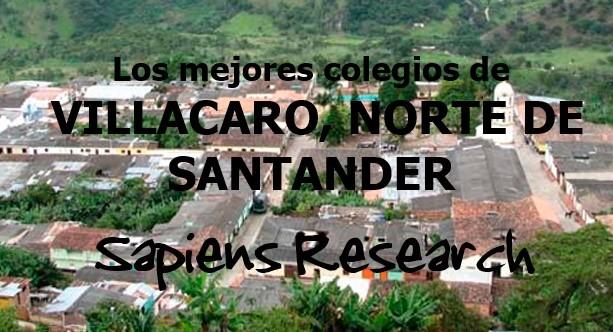 Los mejores colegios de Villa Caro, Norte de Santander