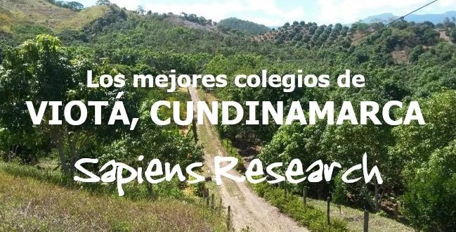 Los mejores colegios de Viotá, Cundinamarca