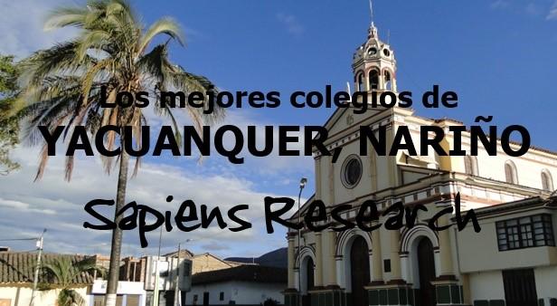 Los mejores colegios de Yacuanquer, Nariño