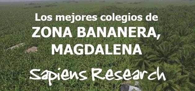 Los mejores colegios de Zona Bananera, Magdalena