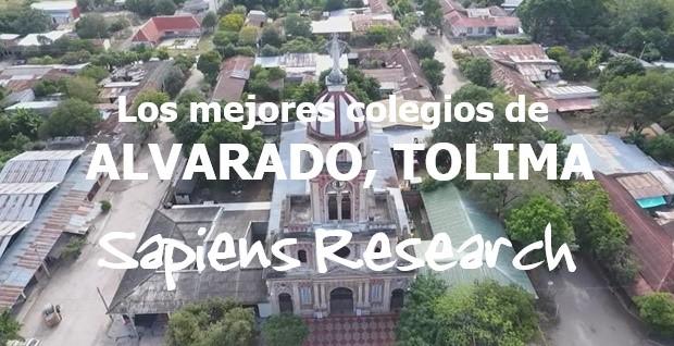 Los mejores colegios de Alvarado, Tolima