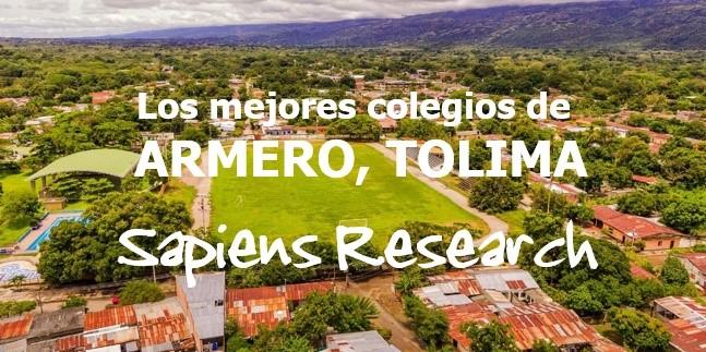 Los mejores colegios de Armero, Tolima