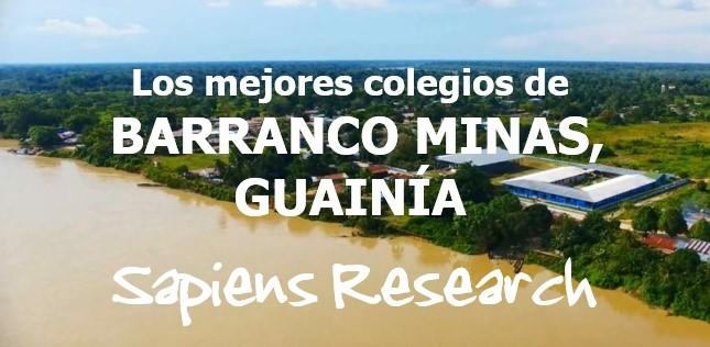 Los mejores colegios de Barranco Minas, Guainía