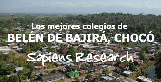 Los mejores colegios de Belén de Bajirá, Chocó