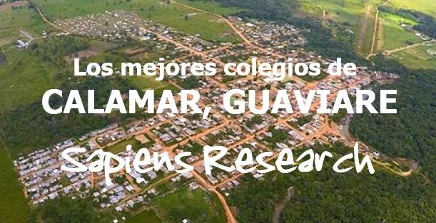 Los mejores colegios de Calamar, Guaviare