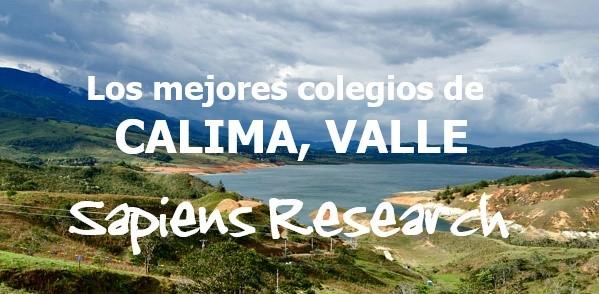 Los mejores colegios de Calima, Valle