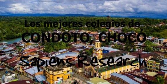 Los mejores colegios de Condoto, Chocó