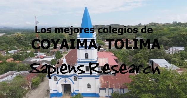 Los mejores colegios de Coyaima, Tolima