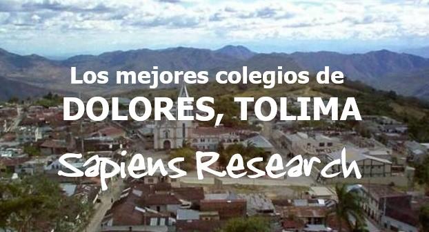 Los mejores colegios de Dolores, Tolima