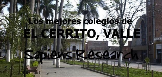 Los mejores colegios de El Cerrito, Valle