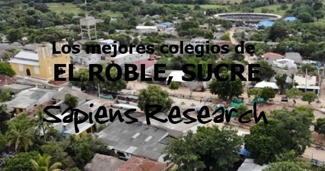 Los mejores colegios de El Roble, Sucre