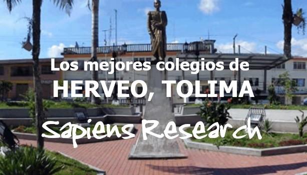 Los mejores colegios de Herveo, Tolima