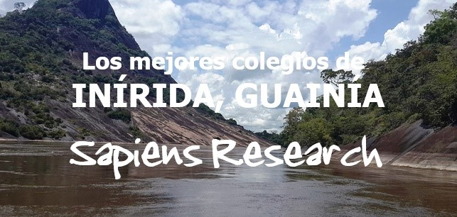 Los mejores colegios de Inírida, Guainía