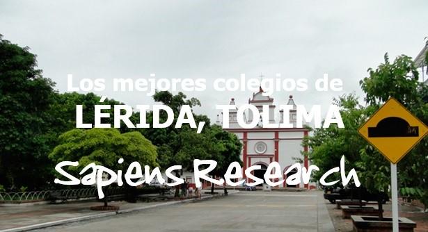 Los mejores colegios de Lérida, Tolima